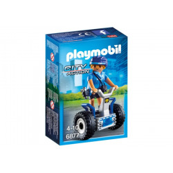 Playmobil - Police Carry Case - 5648
