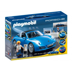 Playmobil - Magasin transportable - 6862