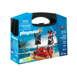 Playmobil - Valisette pirates - 5655