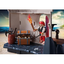 Playmobil - SuperSet Ilôt des pirates - 6146