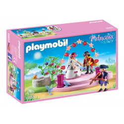 Playmobil - Couple princier masqué - 6853