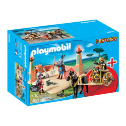 Playmobil - Starter set Combat de gladiateurs - 6868