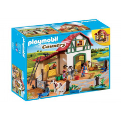 Playmobil - Poney club - 6927