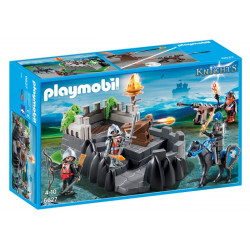 Playmobil - Bastion des chevaliers du Dragon Ailé - 6627