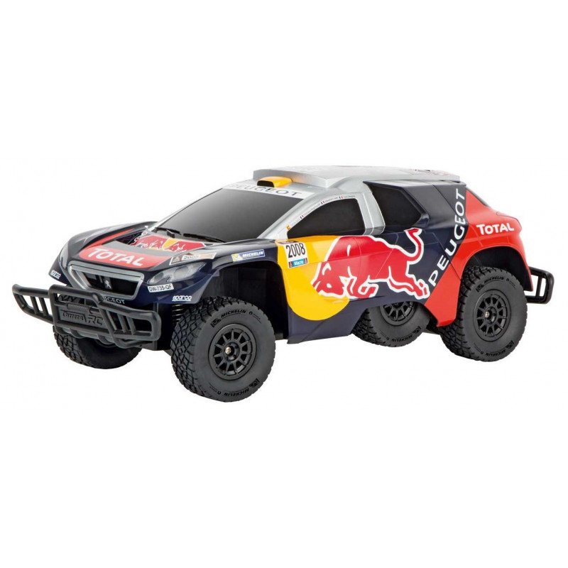 Carrera - Peugeot 08 DKR 16 - Red Bull - 370162106