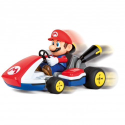 Carrera - Mario Kart, Mario - Race Kart with sound - 370162107