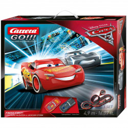 Carrera - Disney Pixar Cars 3 - Finish First ! - 20062418