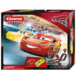 Carrera - Disney Pixar Cars 3 - Fast Friends - 20062419