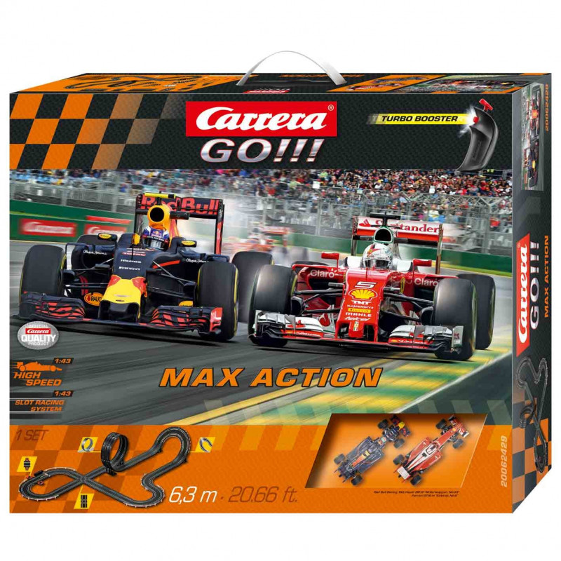 Carrera - Max Action - 20062429