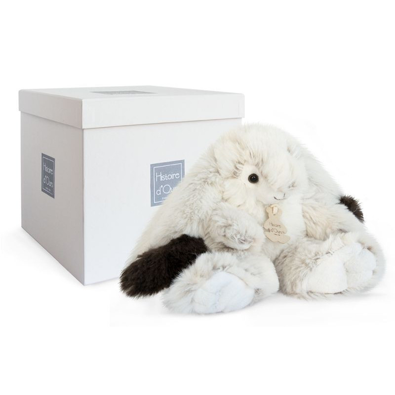 Histoire d'ours - Lapin Ulysee - 20 cm - HO2730