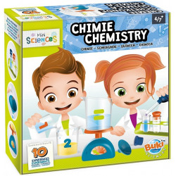 Buki - Mini sciences - Chimie - 9002