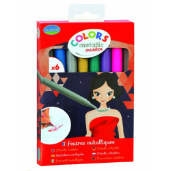 Aladine - Colors Metallic marker - 42029