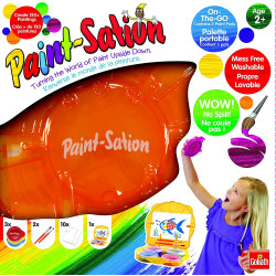 Goliath - Paint-sation On-The-Go- Jeu créatif - 35709