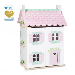 Le Toy Van - Sweetheart Cottage with Furniture - en bois - H126