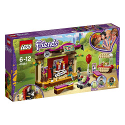 Lego -La scène de spectacle Friends - 41334