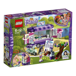 Lego -Le stand d'art Friends - 41332