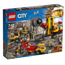 Lego - Site d'exploration Minier City - 60188