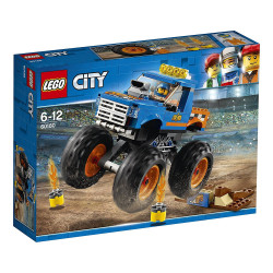 Lego - Monster Truck City - 60180