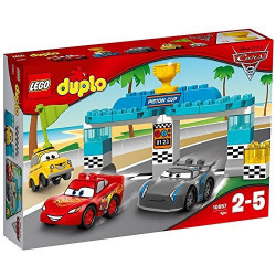 Lego - La course piston cup cars - 10857