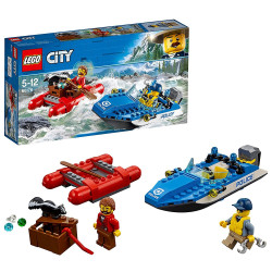 Lego - Arrestation en Hors bord City - 60176