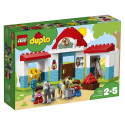 Lego -Poney club duplo - 10868