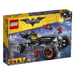 Lego - The batmobile batman - 70905