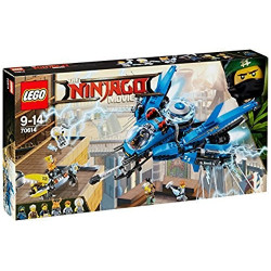 Lego - Le Jet supersonique de Foudre - Ninjago - 70614