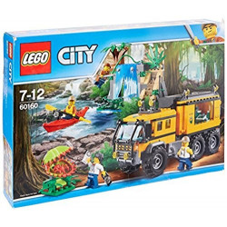 Lego - Labo mobile de la jungle City - 60160