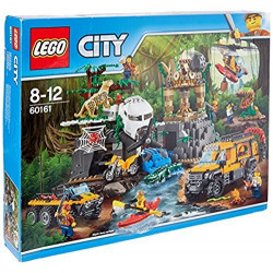 Lego - Site exploration la jungle City - 60161