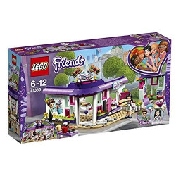 Lego -Café des Arts d'Emma Friends - 41336