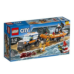 Lego - Unité intervention en 4*4 City - 60165
