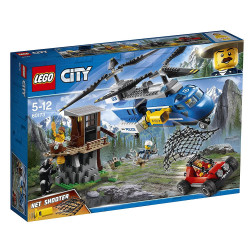 Lego - Arrestation en Montagne City - 60173