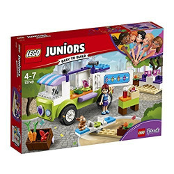 Lego - Le marché Bio de Mia Friends junior - 10749