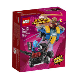 Lego -Star Lord contre Nebula Marvel- 76090