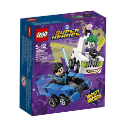Lego -Nightwing contre le Joker Batman- 76093