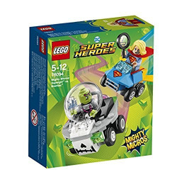 Lego -Supergirl contre Brainiac Superm- 76094