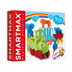 Smartmax - My First Animals Train - Jeu de construction - SMX 410