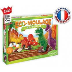 SentoSphère - Popsine - Les dinosaures - 2632 - Made in France