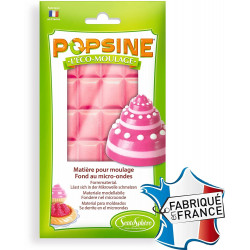 SentoSphère - Popsine - recharge rose bonbon - 2607 - Made in France