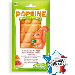 SentoSphère - Popsine - recharge orange - 2605 - Made in France