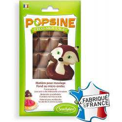 SentoSphère - Popsine - recharge chocolat noir - 2602 - Made in France