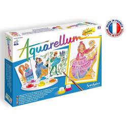 SentoSphère - Aquarellum Junior - Contes de Grimm - 6502 - Made in France