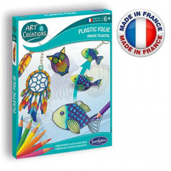 SentoSphère - Art & créations - Plastic folie - 2082 - Made in France