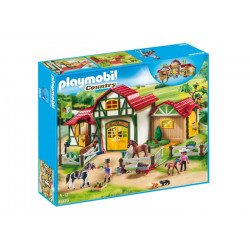 Playmobil - Club d'Equitation - 6926