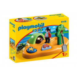 Playmobil - Île de Pirates - 9119