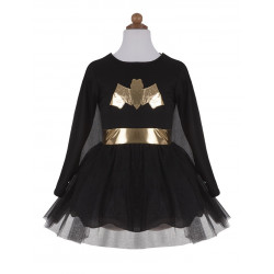 Great Pretenders - Bat Girl ( robe et cape ) 5/6 ans - 67795