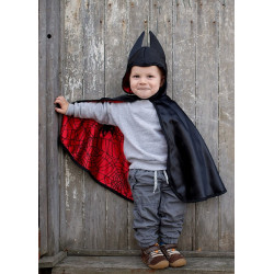 Great Pretenders - Cape réversible Spiderman/Batman + masque réversible - 1/2 ans - 55271