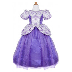 Great Pretenders - Robe Royale - Pretty in Lilac - 5/6ans - 32035