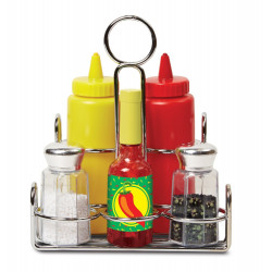 Melissa & Doug - Condiments set - 19358