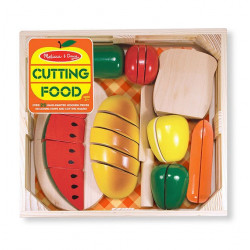 Melissa & Doug - Cutting Food - 10487